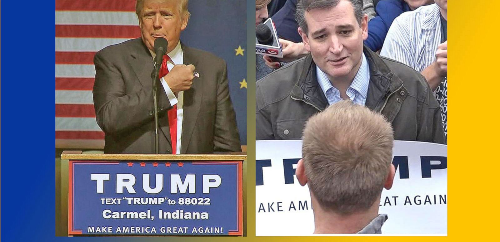 VIDEO: Battle for Indiana, Last Stand for Senator Ted Cruz?