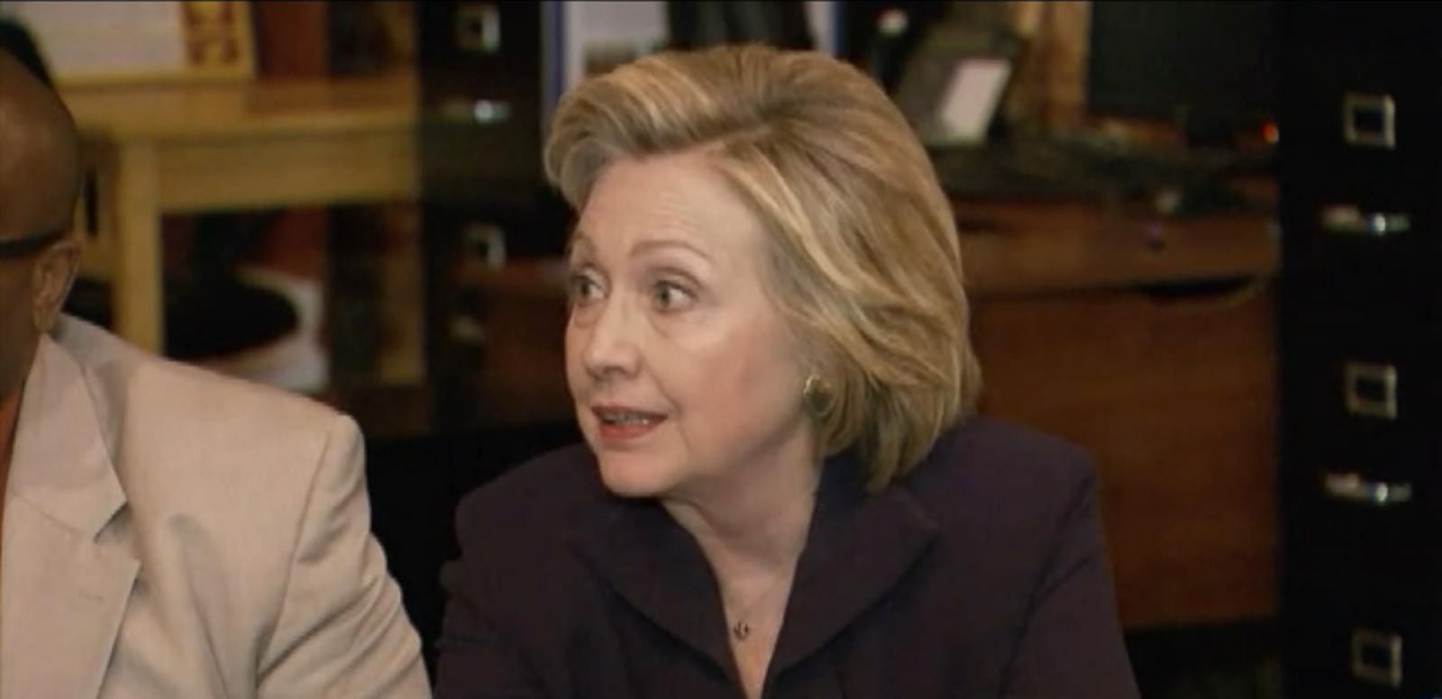 VIDEO: Hillary Clinton Looks to Expand Lead in Indiana