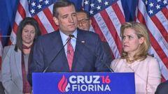 VIDEO: Ted Cruz Suspends Presidential Campaign