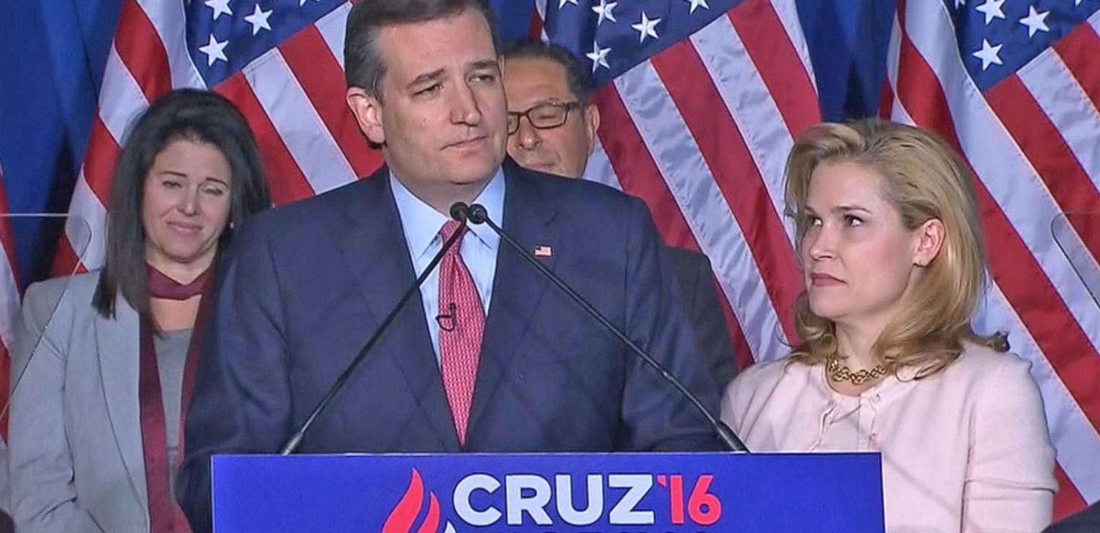 VIDEO: Ted Cruz Suspends Presidential Campaign