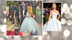 VIDEO: Met Gala Stunner: The Most Talked-About Dress