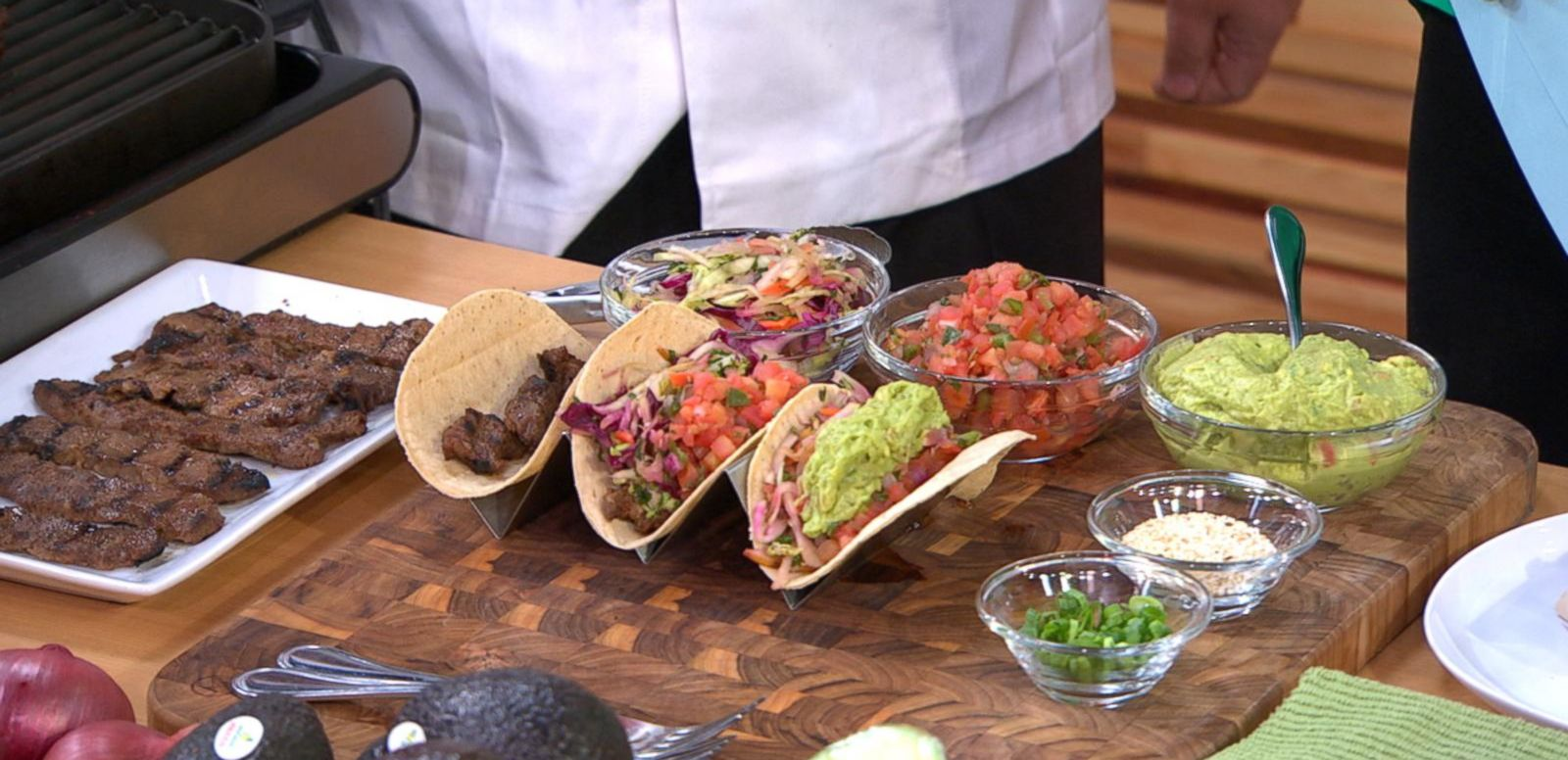 VIDEO: Cinco de Mayo Cook-Off