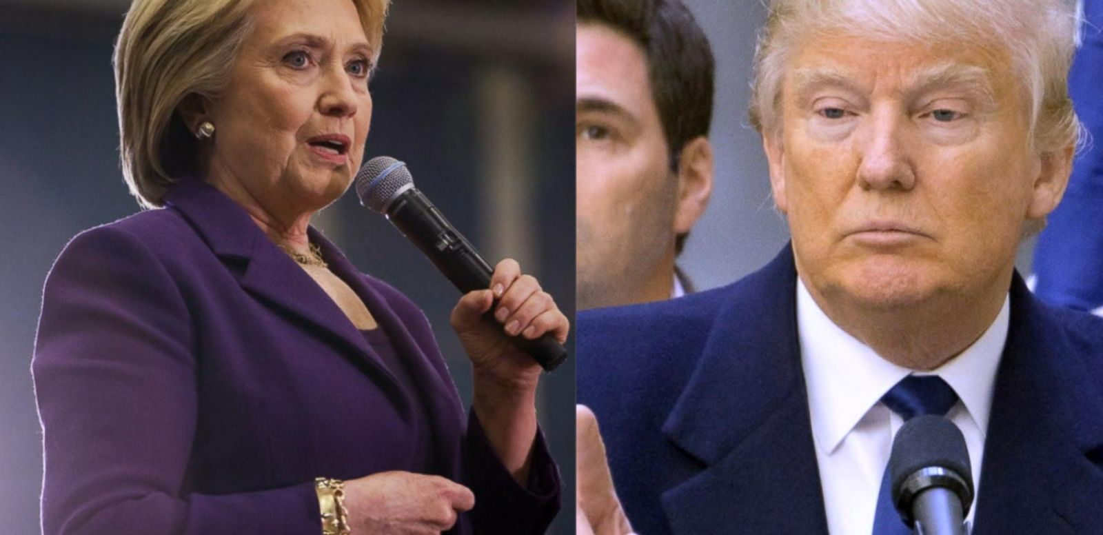 VIDEO: Hillary Clinton Says Donald Trump is 'Loose Cannon'
