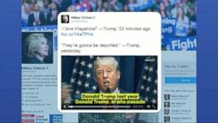 VIDEO: Election 2016: Will Trumps Tweet Affect His Campaign?