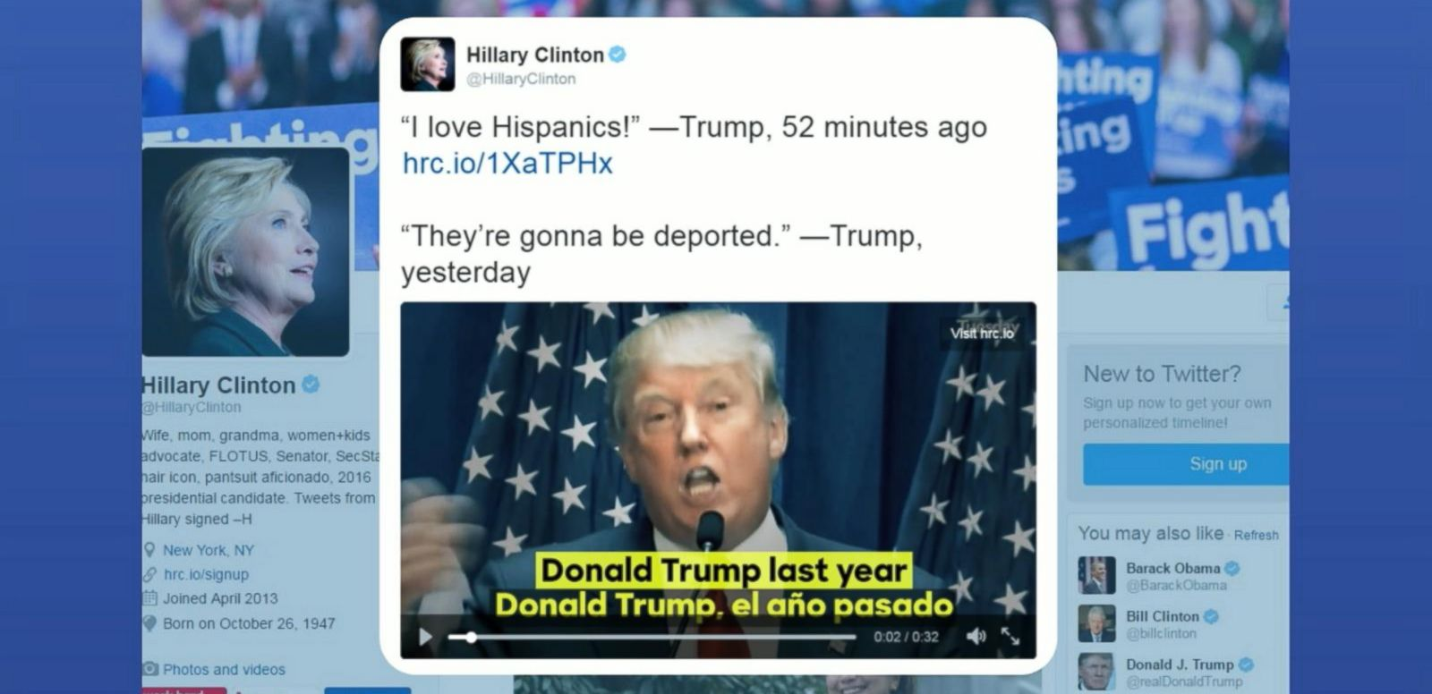 VIDEO: Election 2016: Will Trump's Tweet Affect His Campaign?