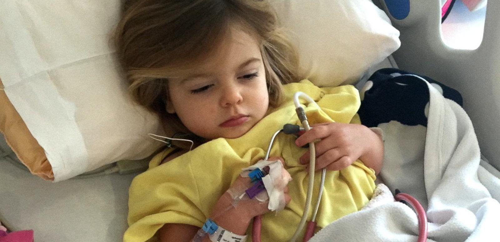 VIDEO: Hollywood Producer Fights to Save Daughters From Rare Disease