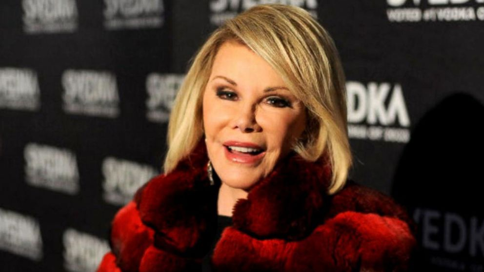 Family of Joan Rivers Settles With Clinic Over Malpractice Case Video - ABC News