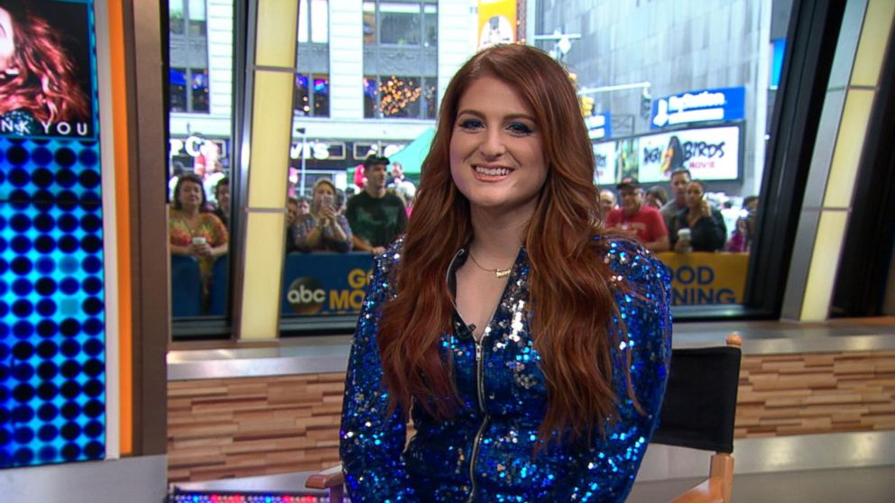 Meghan Trainor on 'Me Too' Photoshop Controversy: 'That's Not Me' - ABC News