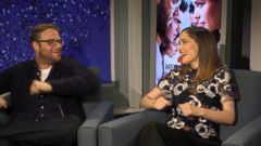 VIDEO: Seth Rogen and Rose Byrne Sing Tomorrow Together