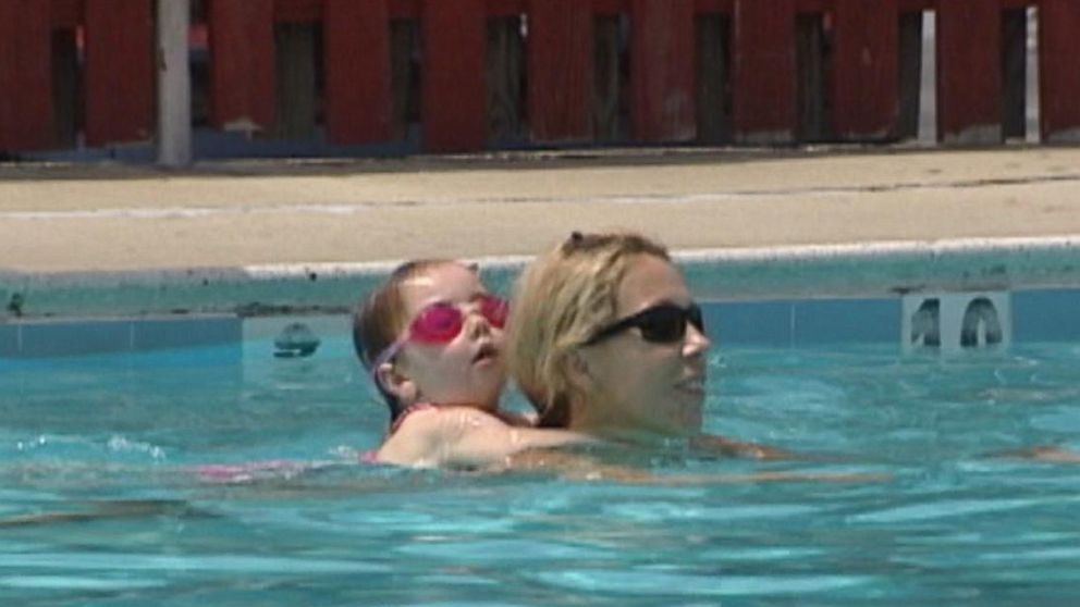 Cdc Issues Warning About Public Pools Video Abc News