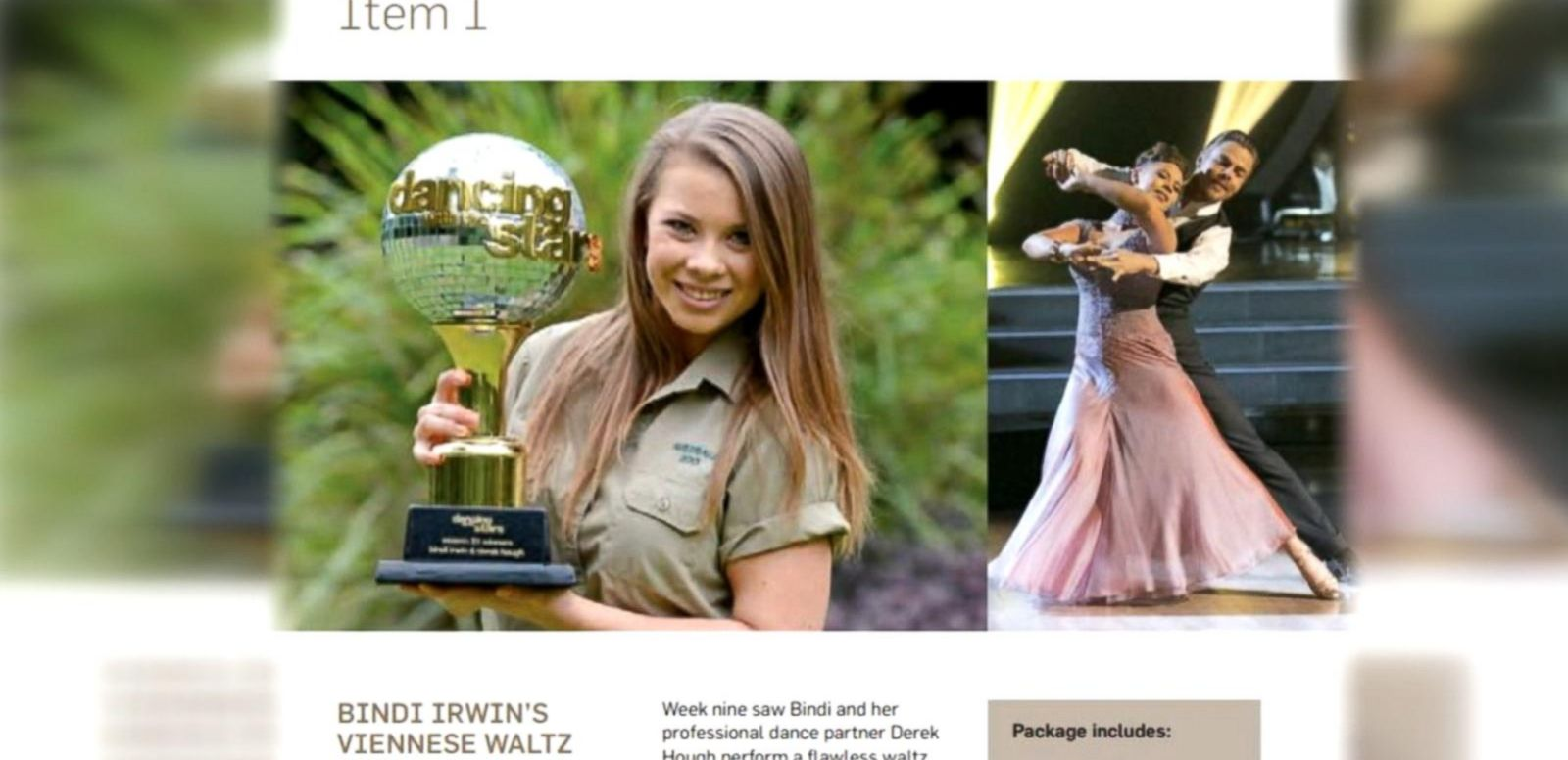 VIDEO: Bindi Irwin Creates Wildlife Charity in Honor of Her Dad
