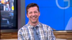 VIDEO: Sean Hayes Opens Up About An Act of God