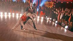 VIDEO: DWTS Finale: Which Star Wowed the Freestyle?