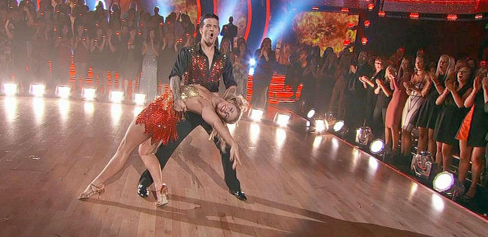 VIDEO: 'DWTS' Finale: Which Star Wowed the Freestyle?