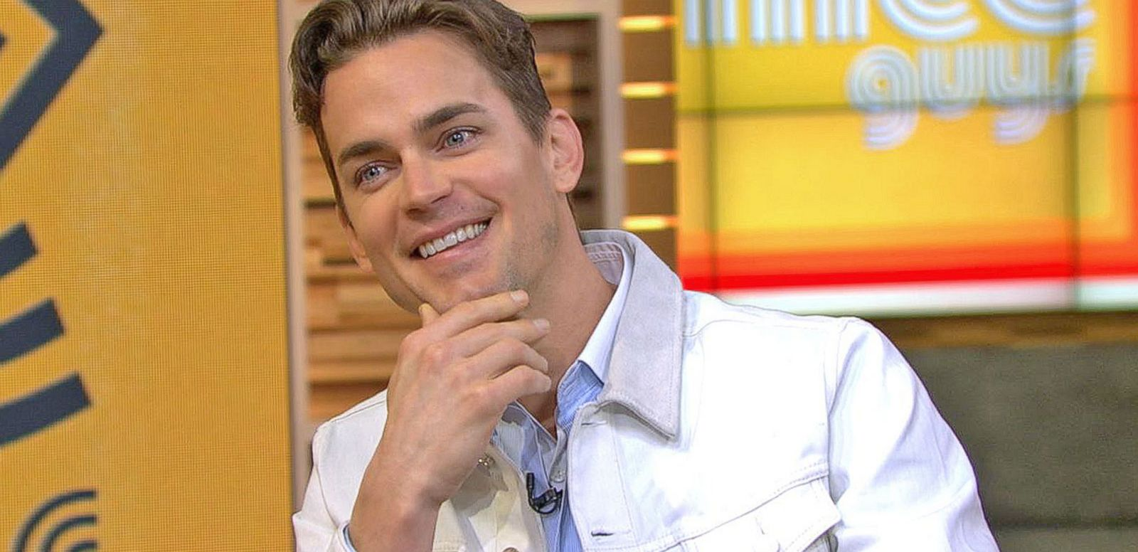VIDEO: Matt Bomer on Being a Not-So-'Nice Guy'