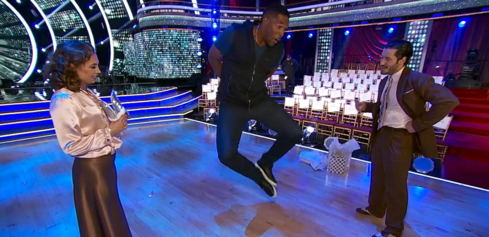 VIDEO: 'Dancing with the Stars': Behind the Scenes