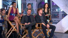 VIDEO: X-Men: Apocalypse Fan Watch Party: Stars Visit GMA