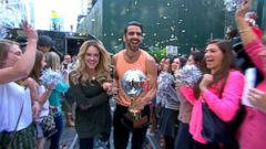 VIDEO: GMA 05/25/16: DWTS Finale: Ginger Zee, Paige VanZant and Nyle DiMarco Visit GMA