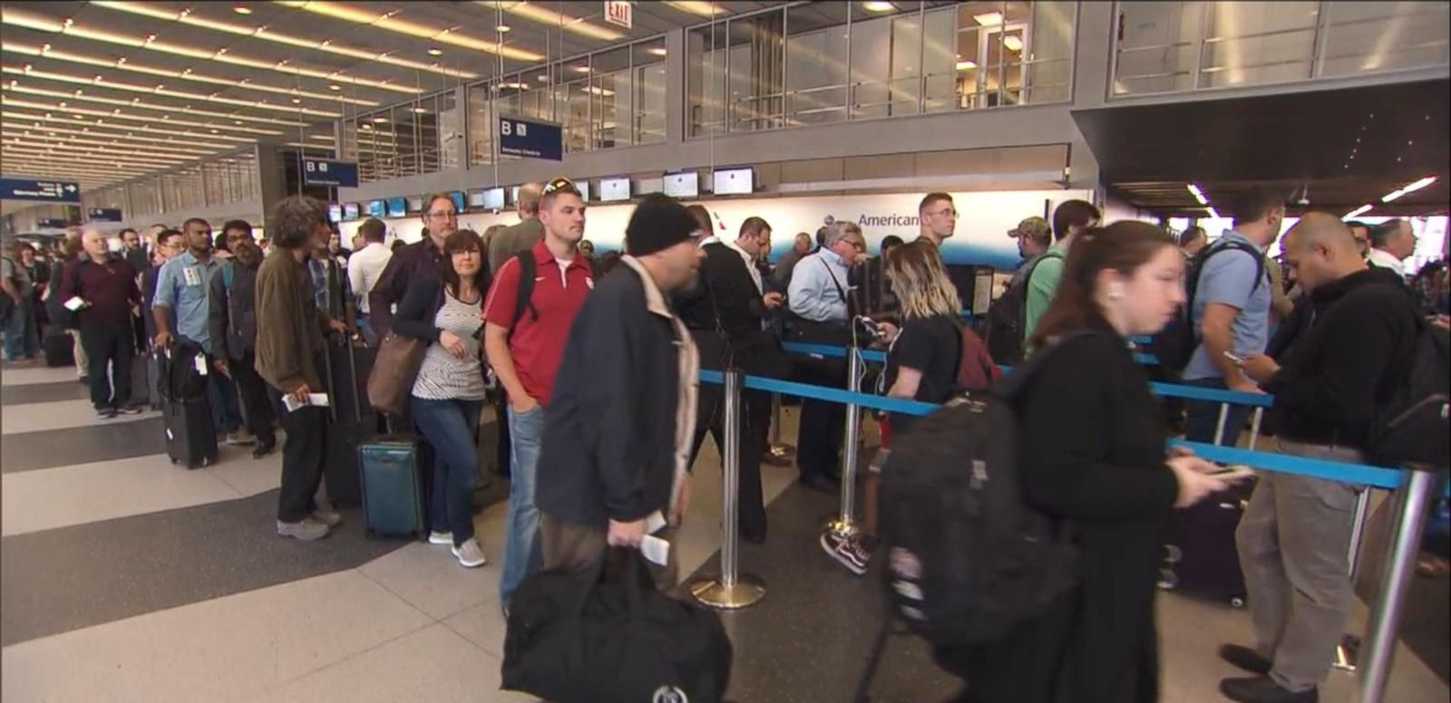 VIDEO: How TSA Will Handle Increased Workload?