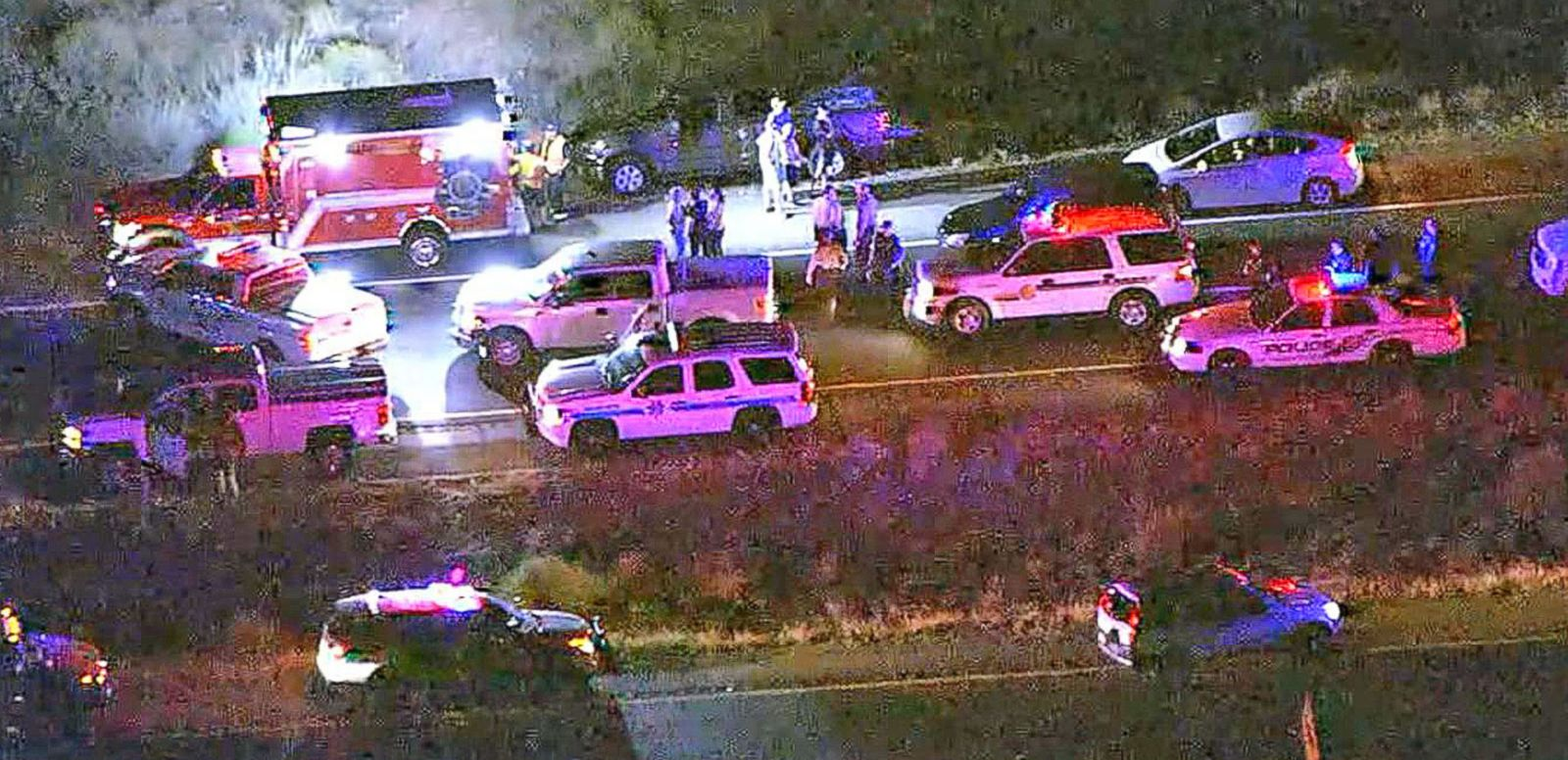 VIDEO: Highway Shooter Opened Fire on Random Cars
