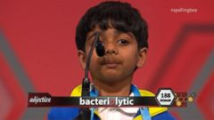 VIDEO: 6-Year-Old Makes History at National Spelling Bee