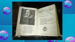 VIDEO: Shakespeares Original Plays Auction to Celebrate 400th Anniversary