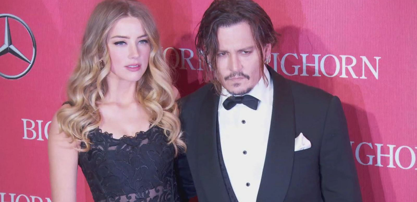 VIDEO: Johnny Depp and Amber Heard Reportedly Divorcing
