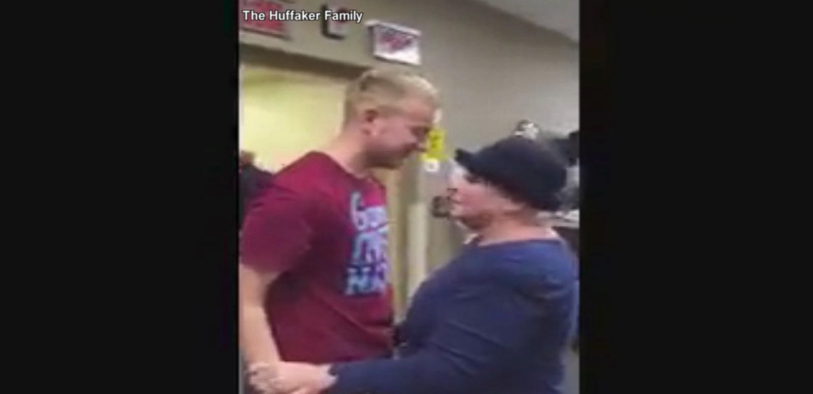 VIDEO: Teen Escorts Terminally Ill Mom to High School Prom