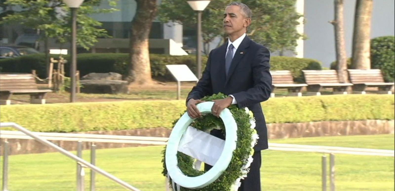 VIDEO: President Obama Makes History in Hiroshima