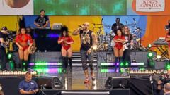 VIDEO: GMA Summer Concert Series: Flo Rida Performs My House