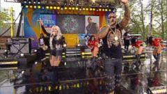 VIDEO: GMA Summer Concert Series: Flo Rida Rocks Central Park
