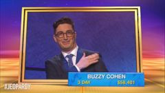 VIDEO: Jeopardy Reigning Champ Creates Big Social Media Buzz
