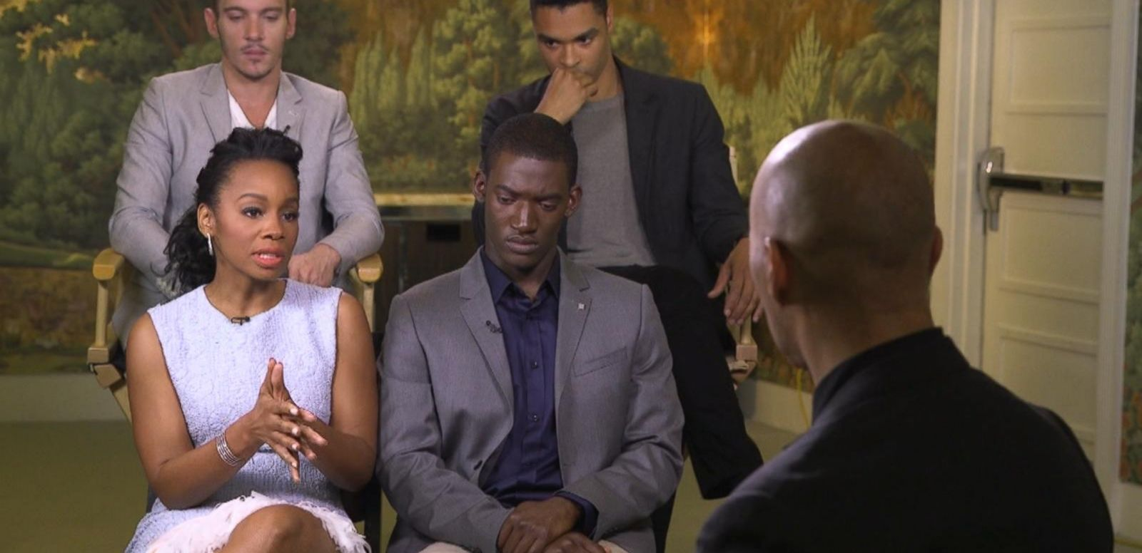 VIDEO: 'Roots' Cast Opens Up About Remaking Classic Miniseries