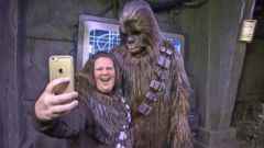 VIDEO: Inside Chewbacca Moms Visit to Disney World