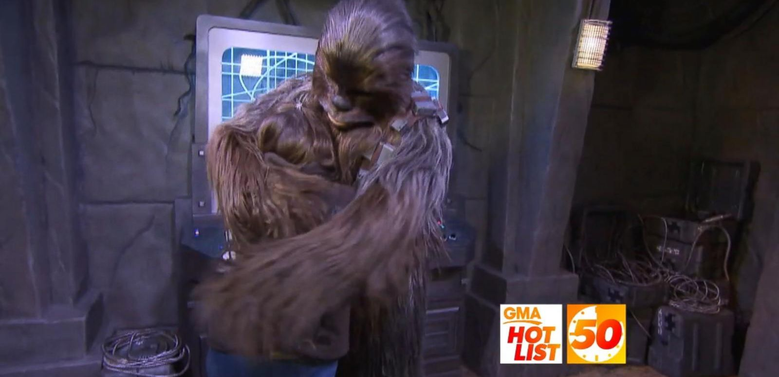 VIDEO: 'GMA' Hot List: 'Chewbacca' Mom Visits Disney, Ballet Dancers Dance to Hip Hop
