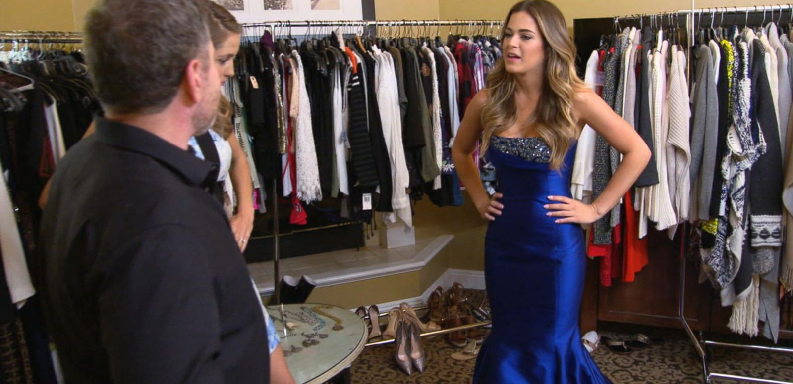 VIDEO: JoJo Fletcher Gives Sneak Peek Inside 'Bachelorette' Wardrobe