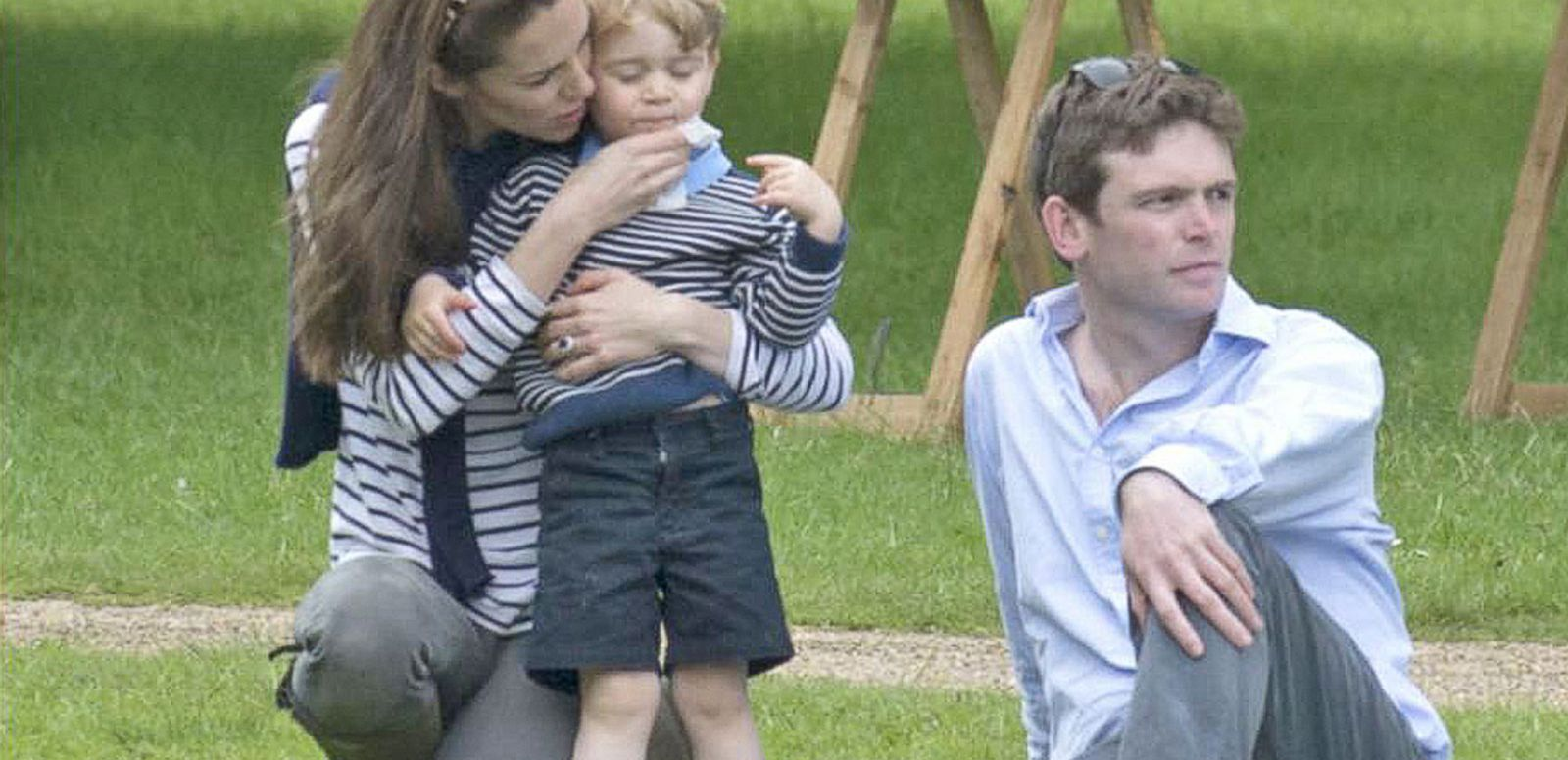 VIDEO: New Photo of Prince George