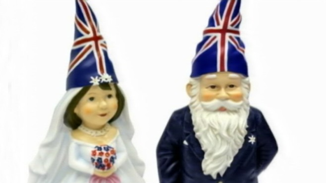 VIDEO: The big business of Royal Wedding souvenirs.
