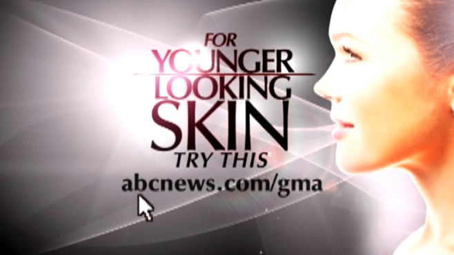 """VIDEO: Tune into """"Good Morning America"""" to learn great ways to improve your skin."""