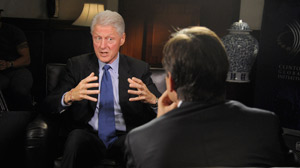 BILL CLINTON TO ?EXHAUSTED? VOTER:: ?Give Us Two More Years,? ?Vote Against Us All If it?s Not Better?