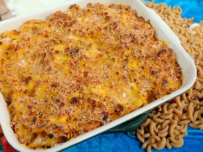 Roccos Low Cal Macaroni and Cheese