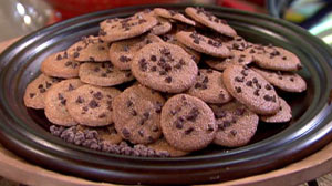 Rocco's low-cal chocolate chip cookies