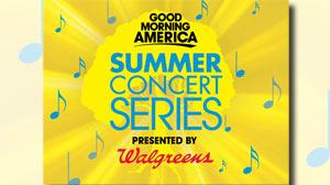 ?Good Morning America? Summer Concert Series 2009
