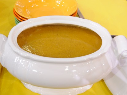 Emeril Lagasses Gluten-Free Whoopi Soup