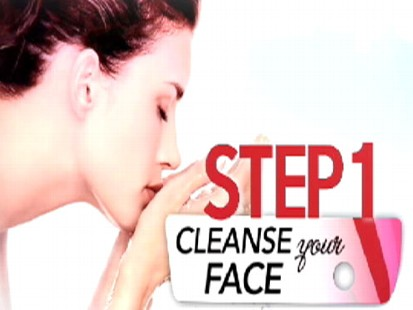 """VIDEO: Watch """"GMA"""" Tuesday to find out the best cleanser to use on your face."""