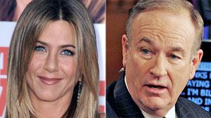 Jennifer Aniston Responds to Bill OReillys Unfair Statement