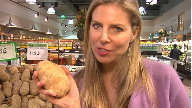 VIDEO: Nutritionist Cynthia Sass discusses the healthiest ways to enjoy potatoes.