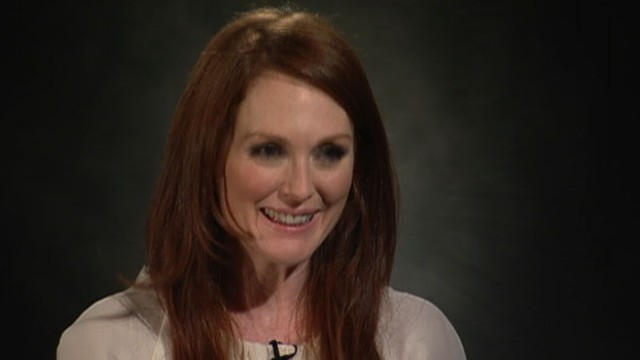 VIDEO: The actress discusses her approach to acting with Father Edward Beck.