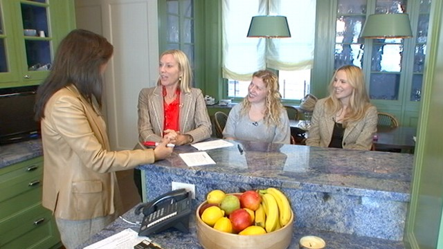 Video: Juju Chang, Lee Woodruff, Rosie Pope and Melissa Chapman discuss differing views on swearing.