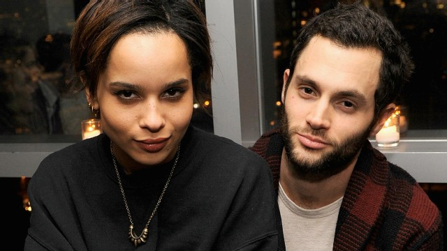 VIDEO: Penn Badgleys muse for new role: girlfriend Zoe Kravitz